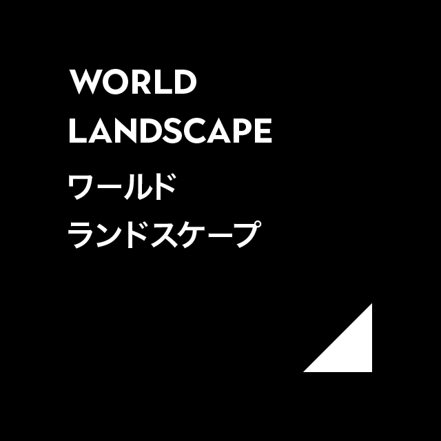 world landscapeの作品説明